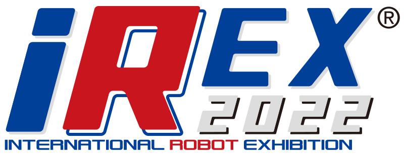Logo iREX- International Robot Exhibition 2019