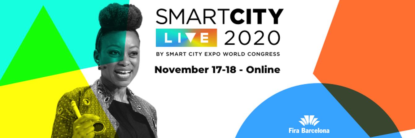 Logo Smart City Live 2020