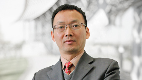Bin Zhao, Deputy General Manager, CATARC Europe Testing and Certification GmbH