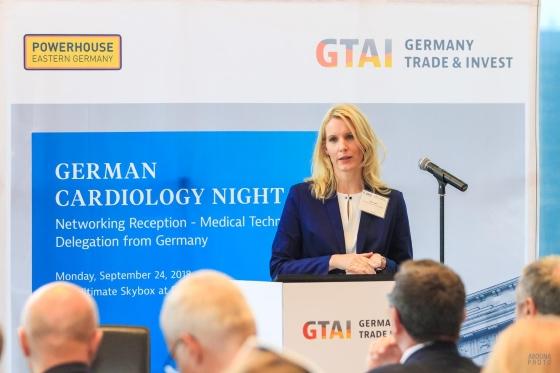 German Cardiology Night San Diego