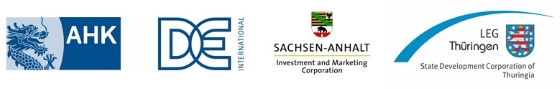GTAI and its partners: AHK China + Saxony-Anhalt Investment and Marketing Corporation + LEG Thüringen | © AHK China + Saxony-Anhalt Investment and Marketing Corporation + LEG Thüringen