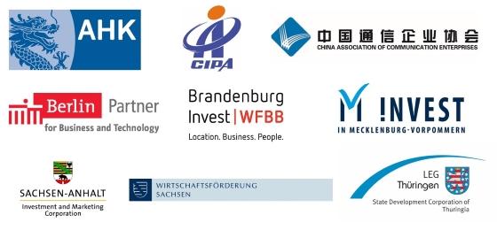 GTAI and its partners   © AHK Greater China + CIPA + CACE + Berlin Partner + Brandenburg Invest + Invest in MV+ IMG Saxony-Anhalt+ WFS Saxony + LEG Thüringen