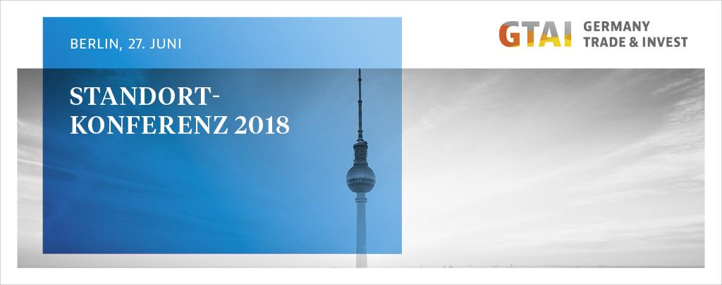 Standortkonferenz 2018
