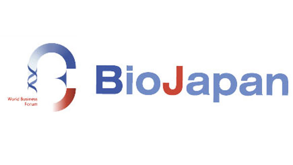Logo of BioJapan 2018