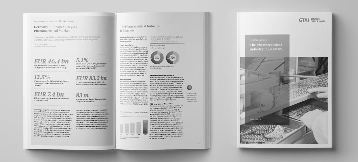 Publication: The Pharmaceutical Industry in Germany
