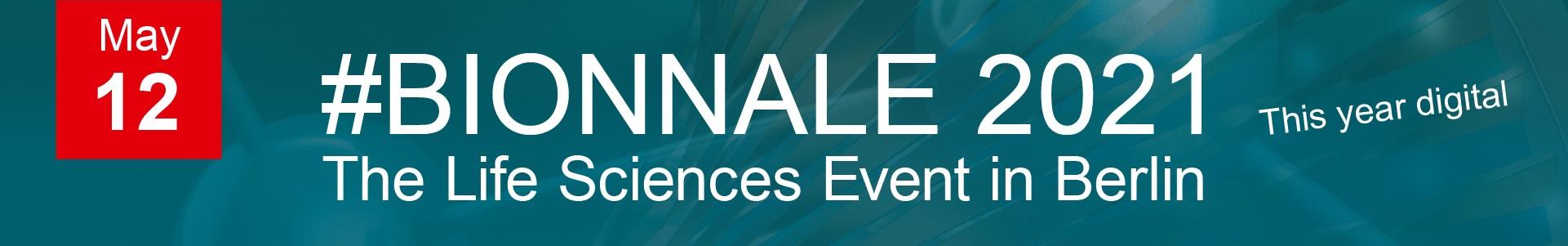 Logo #bionnale 2021