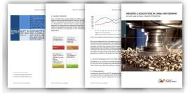 MERGERS & ACQUISITIONS IN CHINA AND GERMANY VOLUME I: M&A IN CHINA – CHINESE CONTRIBUTION