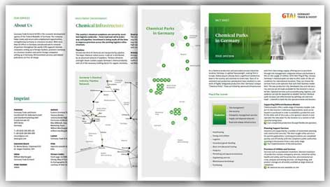 Fact Sheet: Chemical Parks iin Germany