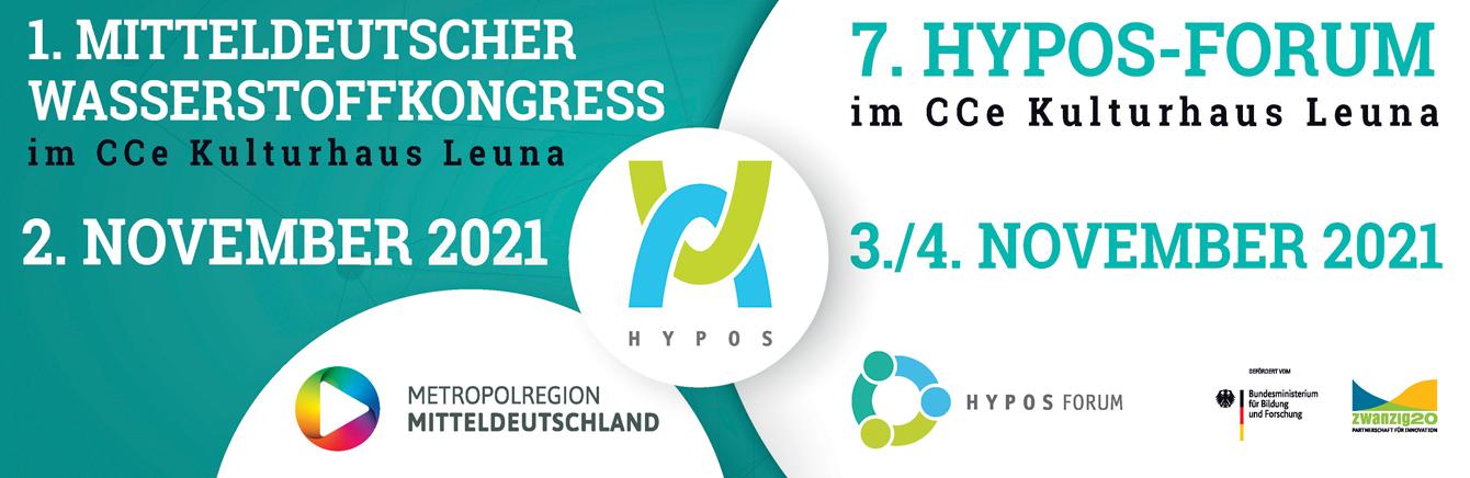 Logo 1. Mitteldeutscher Wasserstoffkongress
