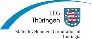 Logo LEG Thüringen - State Development Corporation of Thuringia
