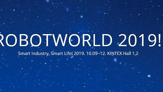 Logo Robotworld 2019