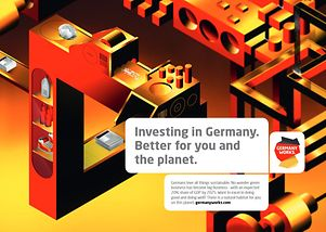 Investing in Germany. Better for you and the planet.