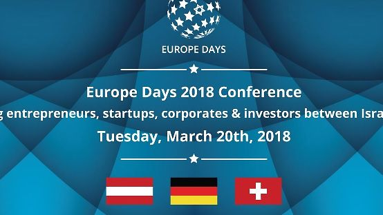 Logo Europe Days 2018 Conference