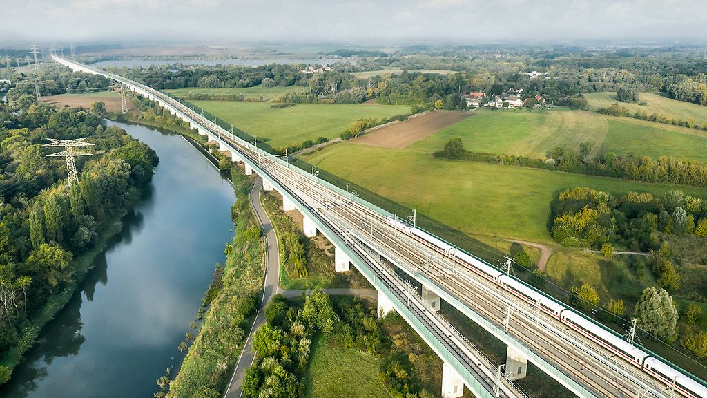 Brücke in Deutschland | Bridge in Germany