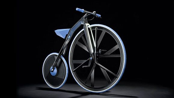 "Bycicle ""Concept 1865"""