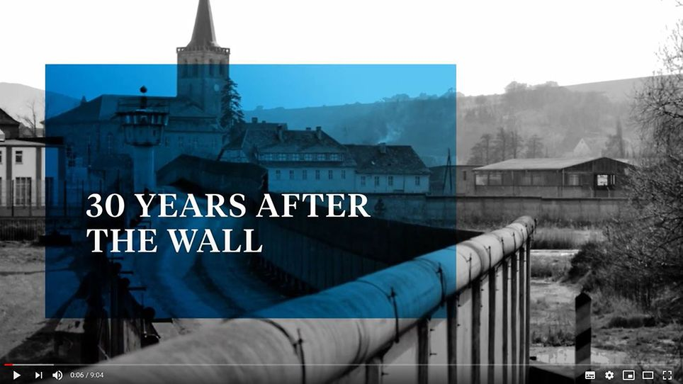 30 years after the Wall