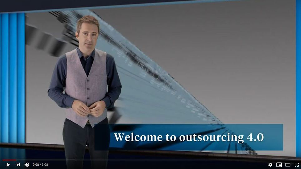 Video - Welcome to Outsourcing 4.0