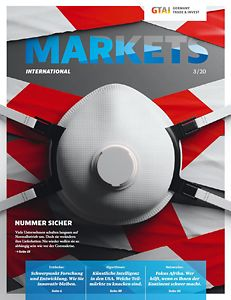 Titelseite Markets International 3/20
