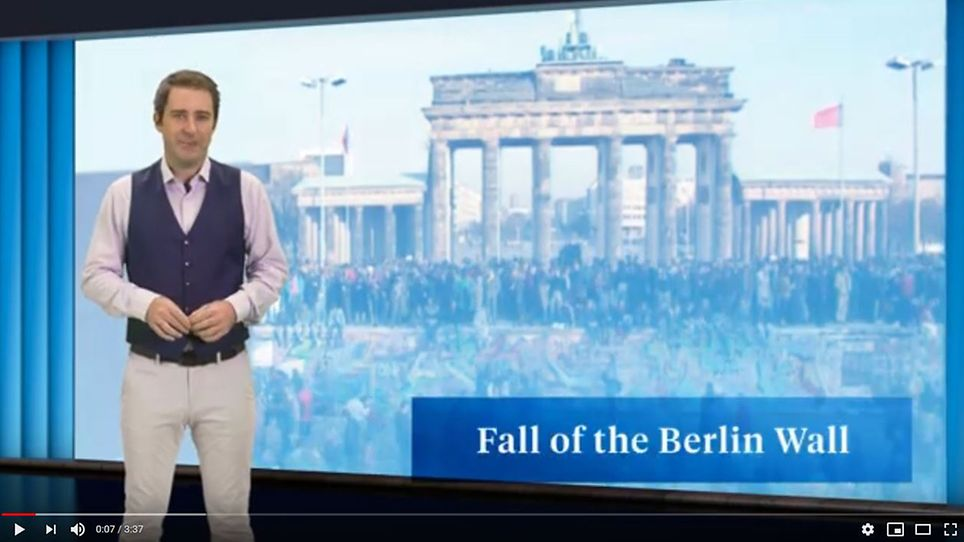 30 Years Fall of the Berlin Wall