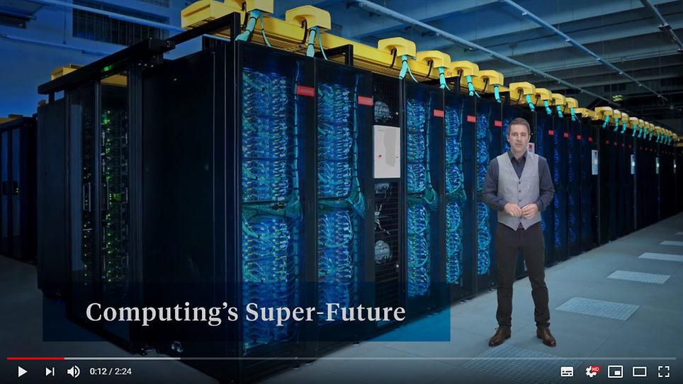 Supercomputers in Germany