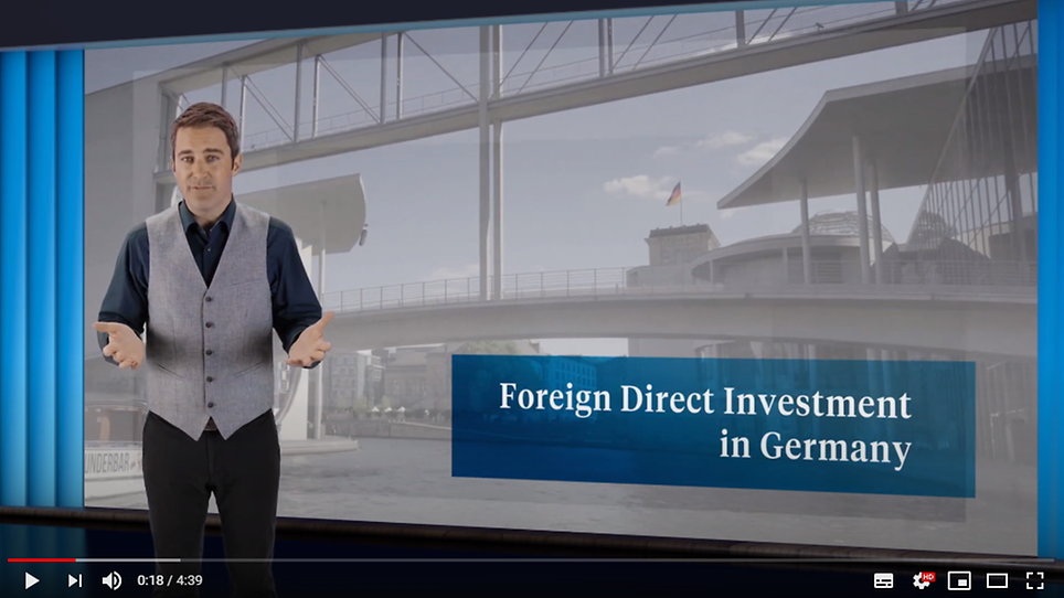 FDI in Germany