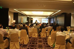 """GTAI's investor conference in Hyderabad on December 2, 2013: """"Tapping Germany's Business Potential"""""""