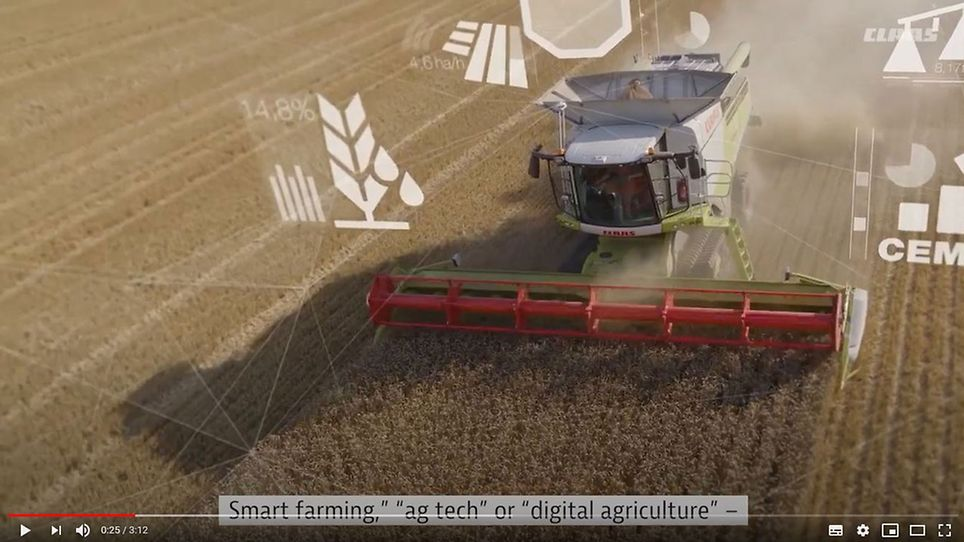 Germany Goes Whole Hog for Smart Agriculture
