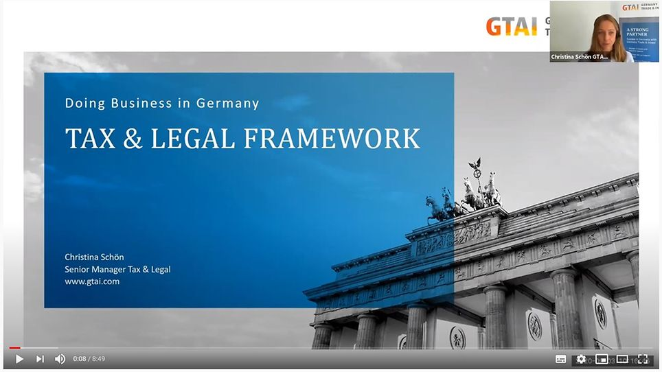 Is Streaming Legal In Germany