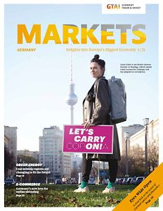 Cover Markets Germany 1/21