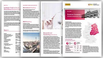 Eastern Germany - Investment and Innovation Location