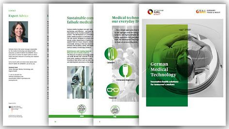 HEALTH MADE IN GERMANY - The German Medical Technology Industry