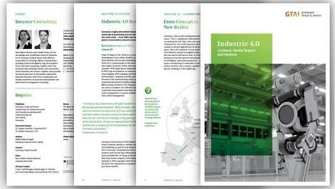 Industrie 4.0 - Germany Market Report and Outlook