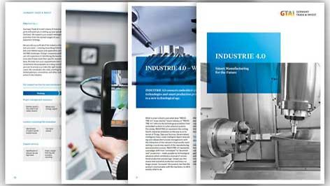 INDUSTRIE 4.0 - SMART MANUFACTURING FOR THE FUTURE