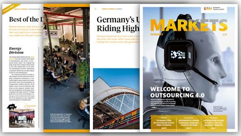 Markets Germany 01/2019 - Welcome to Outsourcing 4.0