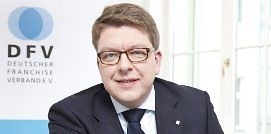Torben L. Brodersen, Managing Director German Franchising Association (DFV)