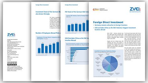 Cover: Foreign Direct Investment