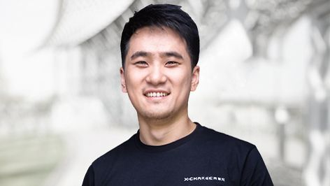 Simon Hou, COO & Co-founder XCharge