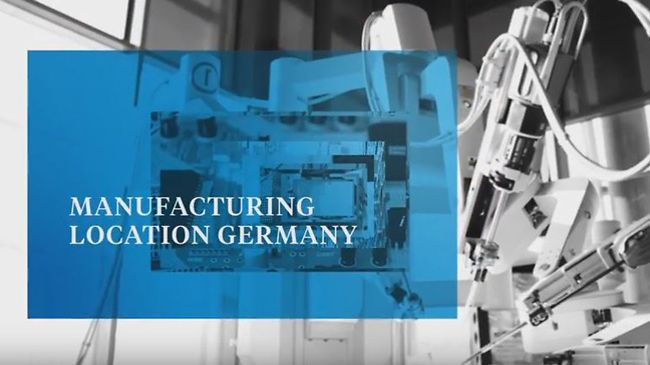 Manufacturing Location Germany