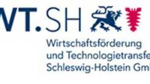 Logo WT.SH - Business Development and Technology Transfer Corporation of Schleswig-Holstein