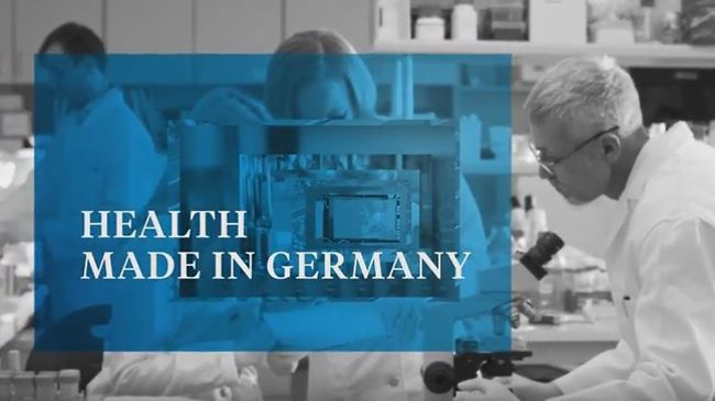Health - Made in Germany