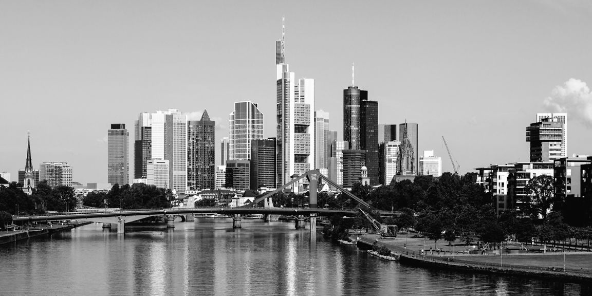 Skyline Frankfurt, Germany