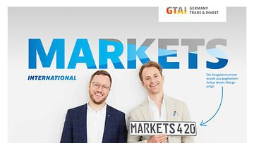 Markets International, Ausgabe 4/20: Die Neue Generation